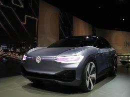 大众ID Crozz Concept 有望2020年量产