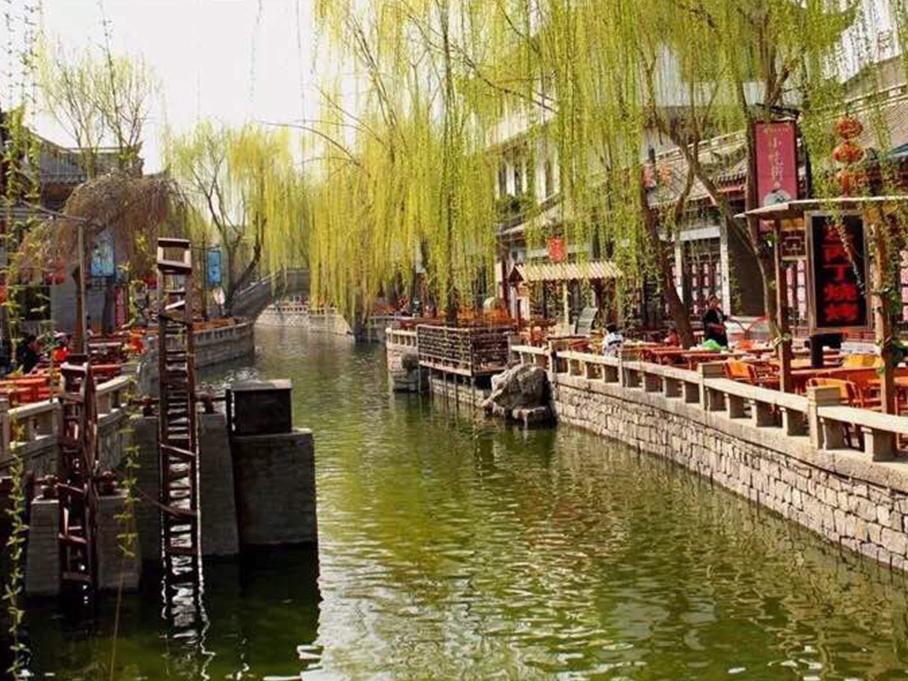 最美的春天,来滦州古城放纵一次吧!