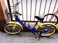 体验免押金共享单车