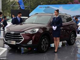 将于上海车展预售 江淮瑞风S7正式发布
