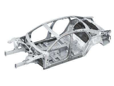 1个车身14种拼接法 奥迪A8全铝车身解读