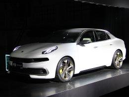 领克03 Concept正式发布 定位三厢轿车