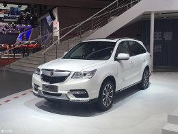 2017上海车展:金杯全新S70七座SUV发布