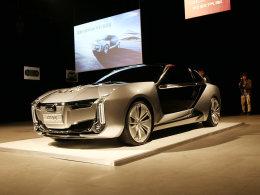 2017上海车展 观致Model K-EV正式亮相