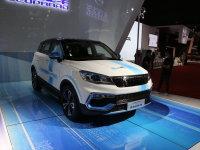 2017上海车展:猎豹CS9 EV正式亮相