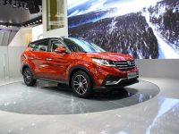 2017上海车展:东风风光新款580正式发布