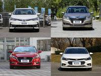 新卡罗拉来了 A级车市场对手竞争力点评