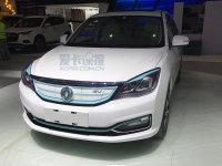 上海车展探馆 东风风神纯电动新车E70