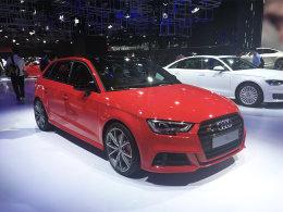 上海车展:新款奥迪S3 Sportback亮相