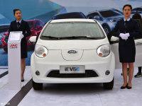 江淮iEV三款新车上市 补贴后售4.95万起