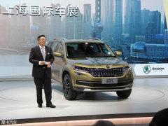 上海车展合资上市新车