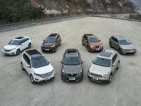 7款中型SUV对比 养车用车还需精打细算