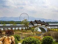 初夏游泰山天颐湖旅游度假区