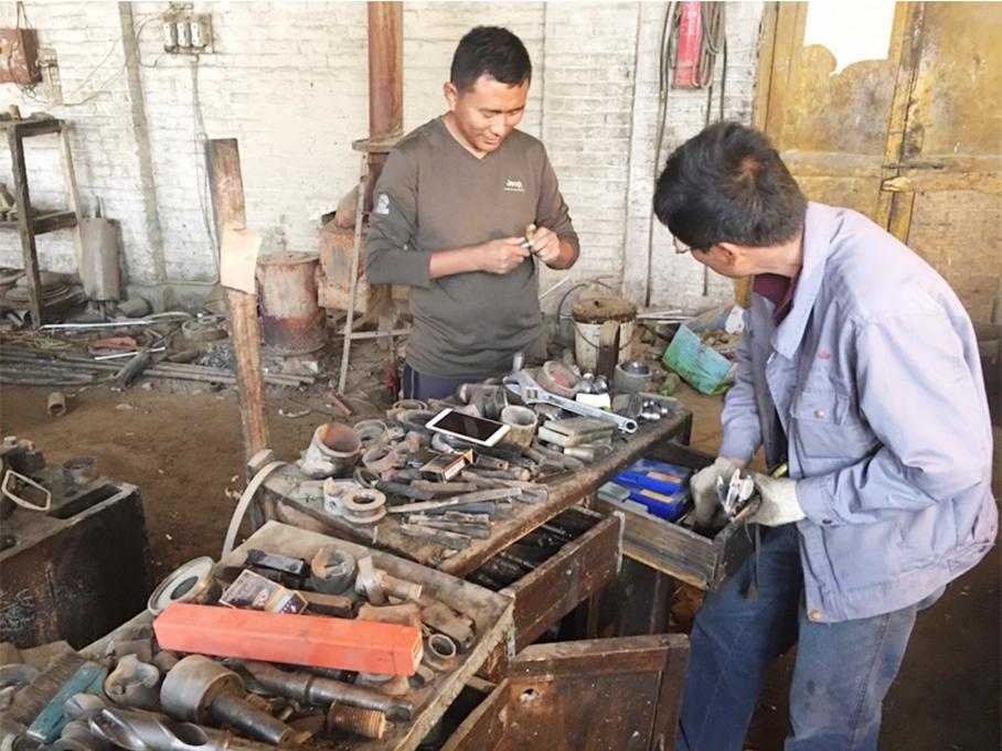被遗落的时光:新疆生产建设兵团机修站