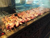 精绝探秘之吃在新疆