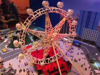 沉沦在南半球最大的Legoland center