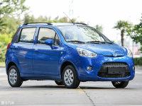 海马爱尚EV160正式上市 售价10.38万元