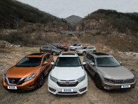 7款中型SUV对比 合资品牌间的巅峰之战