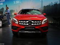 奔驰新款GLA有望6月19日上市 前脸升级