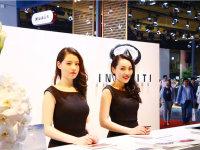 两个屌丝学生党的上海车展