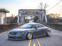 最好的时代---2001 Audi TT