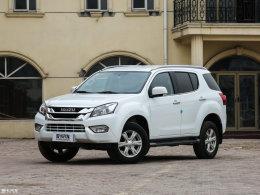 五十铃mu-X新增车型上市 售25.18万元