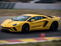 速度与激情9 兰博基尼赛道驾驶体验活动