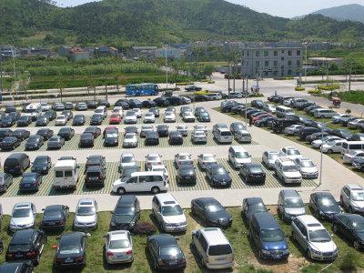 爱卡来帮你(113) 停车场里有哪些禁区?