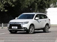 6月上市 欧蓝德新增2.0L两驱荣耀版车型