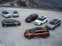 7款中型SUV对比 内饰/车载系统大比拼