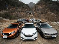 7款中型SUV对比 细节之处成就整车品质