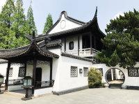 游上海桂林公园