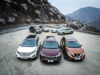 7款中型SUV对比 都是有故事的年轻车型