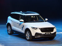 众泰全新SUV车型T700上市 10.68万元起
