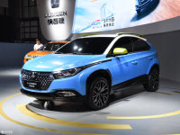 纳智捷全新小型SUV将11月上市  搭1.6T