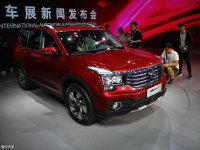 广汽传祺GS7有望7月上市 预售15.58万起