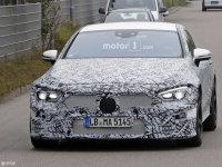 奔驰AMG GT最新路试谍照 功率超700Ps