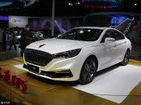 红旗全新中级轿车H5 有望12月正式上市