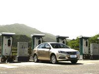 女神新能源用车记:山里的充电站在等你