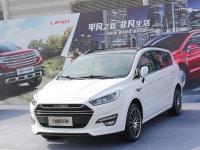 力帆轩朗两款新车型上市 售6.98/7.18万