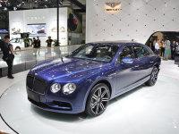 宾利飞驰V8 S Mulliner发布 更加奢华