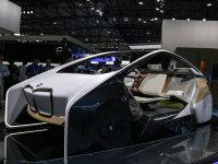 数字化空间 BMW i未来概念座舱亮相CES