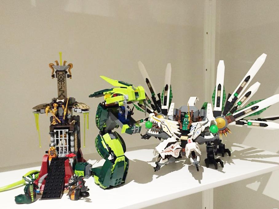 LEGO 9450 四头龙