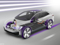 大众电动车要卖100万辆 靠8年17款新车