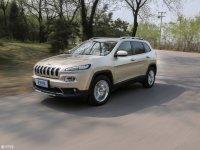 爱卡SUV专业测试 广汽菲克Jeep自由光
