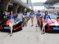2017上海英伦赛车节---车模篇