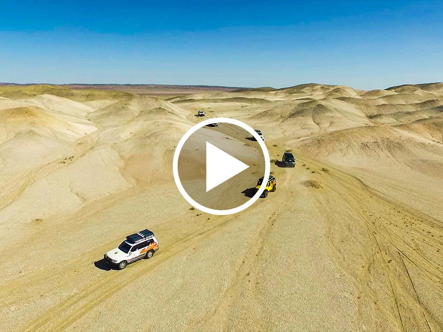 精绝探秘(二) 黄沙下掩埋的千年古墓