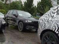 沃尔沃全新XC60现身国内路试 年内国产