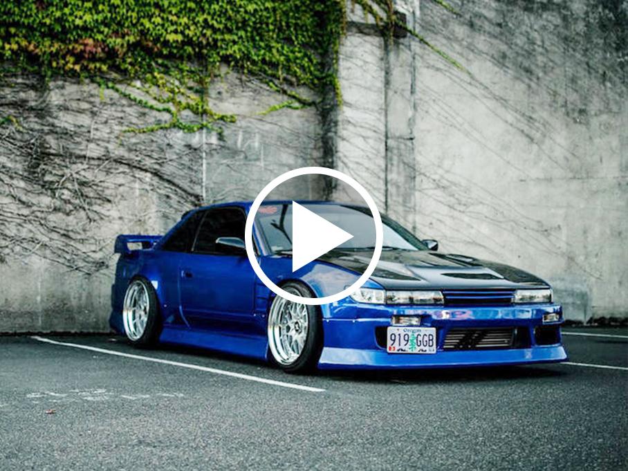 细节之美---1991 Nissan 240SX