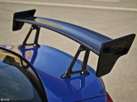 斯巴鲁BRZ新车型预告图 将6月8日亮相